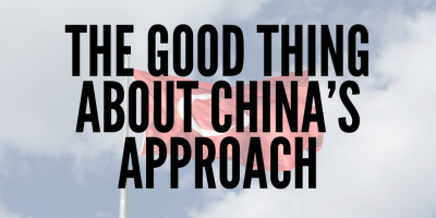 the good thing about china